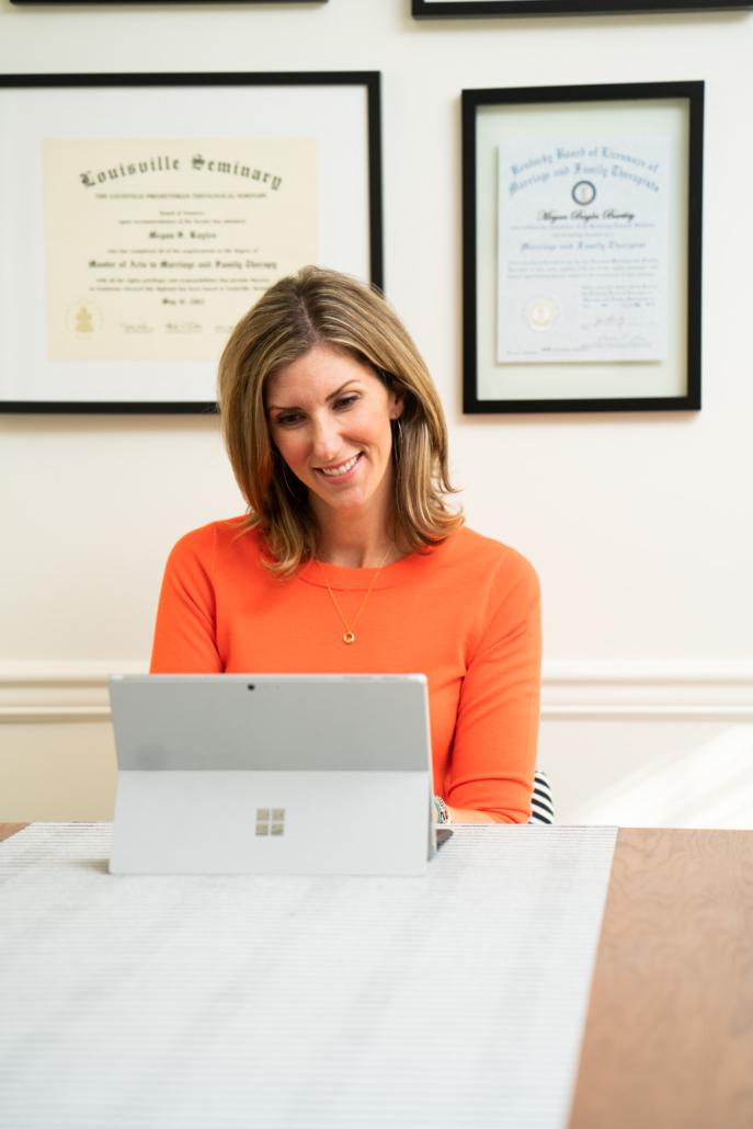 Meet Megan Bayles Bartley of Louisville Mindfulness Center