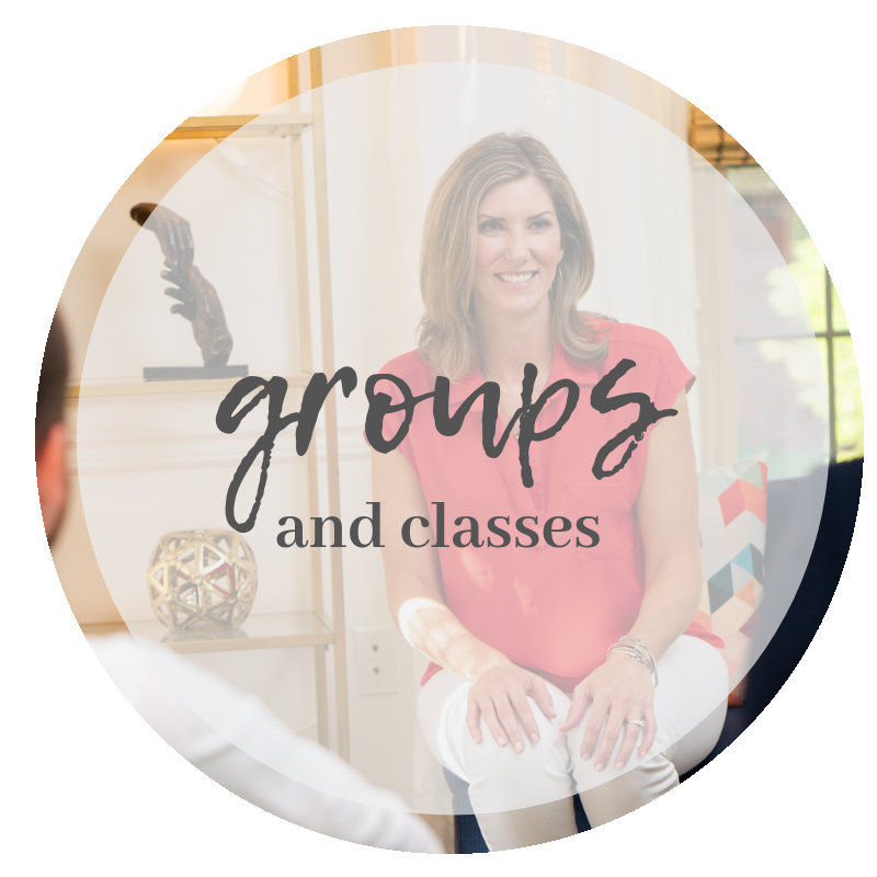 groups and classes with megan bayles bartley of louisville, ky